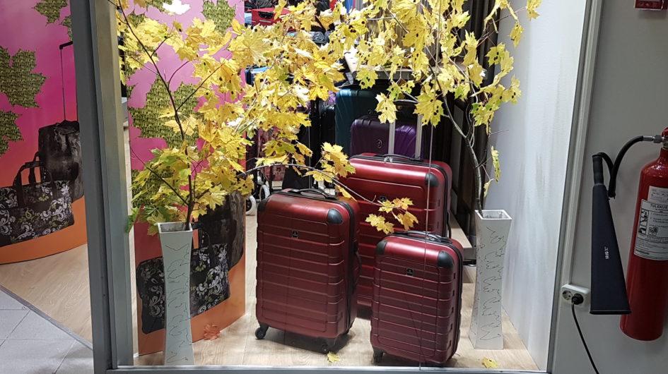 Baggage reisikohvrid Pärnus
