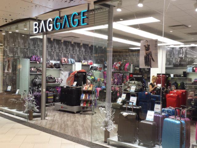 Baggage kauplused